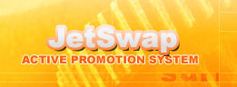 JetSwap — promotion sites system